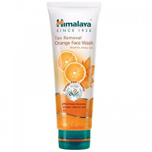 Himalaya Herbals Tan Removal Orange Face Wash
