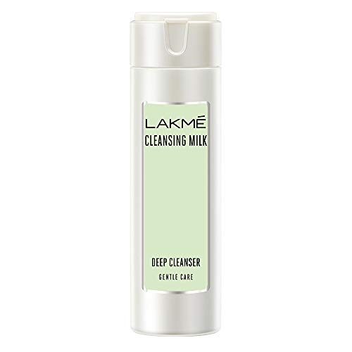 Lakme Gentle and Soft Deep Pore Cleanser, 120 ml