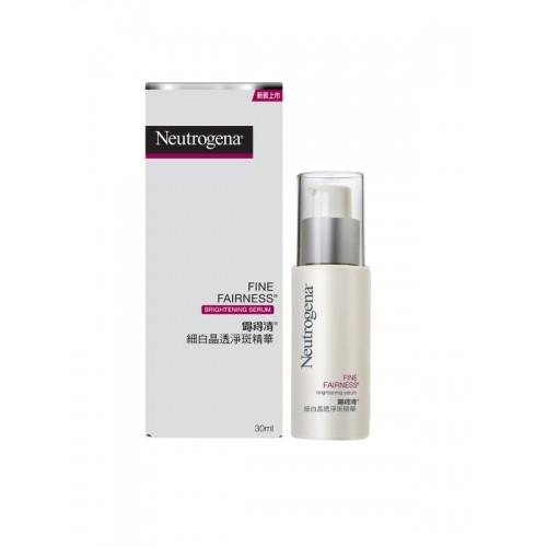 Neutrogena Unisex Fine Fairness Brightening Serum 30 ml