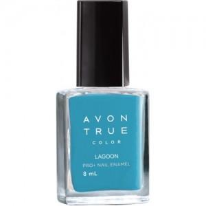 Avon True Color Pro Plus Nail Enamel Lagoon