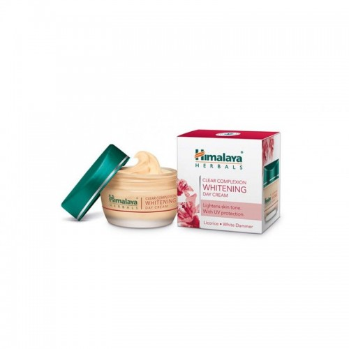 Himalaya Herbals Clear Complexion Whitening Day Cream (50gm)
