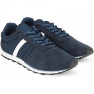 People Navy Blue Sports Shoe