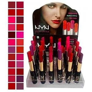 NYN Matte lipstick set of 24 Lipstick