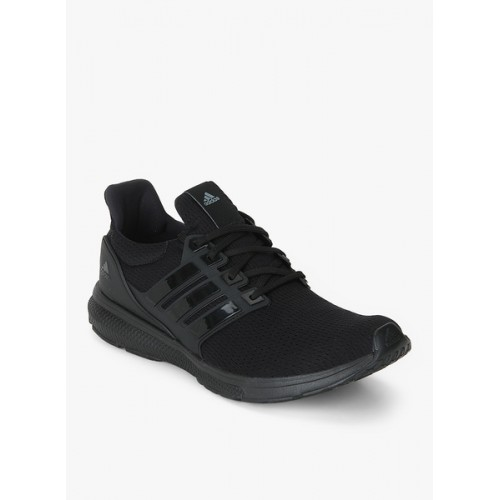 Adidas Jerzo M Black Synthetic Running Shoes
