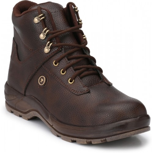 Fashion Tree Timberwood Steel Toe Safety Boots (TW10BR)