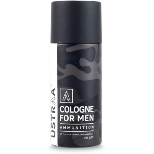 Ustraa Cologne Spray - Ammunition Perfume Body Spray  -  For Men