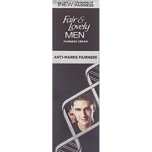 Fair & Lovely Men Anti Marks Fairness Cream, 25g