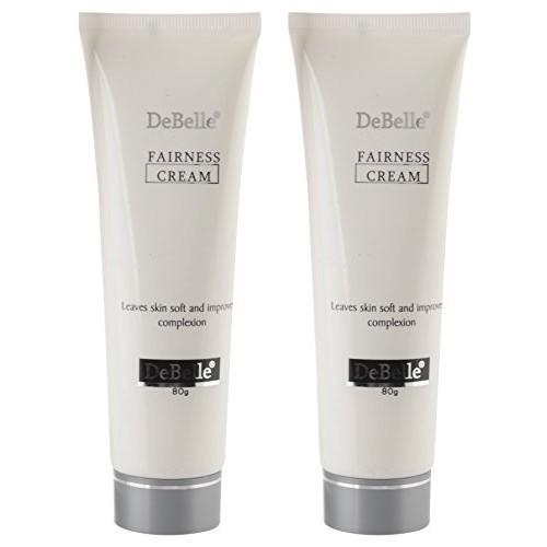 DeBelle Fairness Cream Combo pack of 2 (80g each)