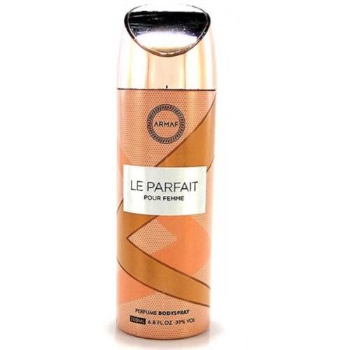 Armaf le parfait Body Spray  -  For Men & Women