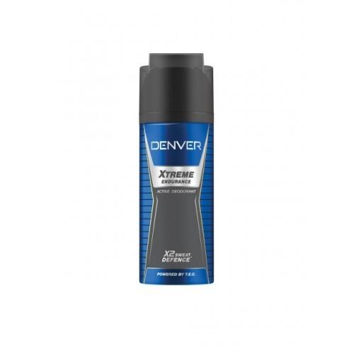 Denver Men Xtreme Endurance Active Deodorant 150 ml