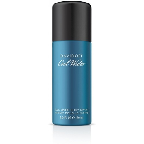 Davidoff Cool water All Over Body Spray Deodorant Spray  -  For Men