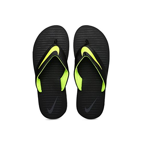 new product f23ef bb554 Buy Nike Men's Black Chroma Thoung Flip Flops online ...