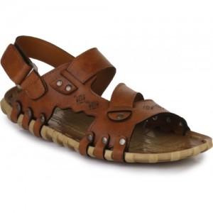 411de023c6bee Appe Men Brown Synthetic Sandals