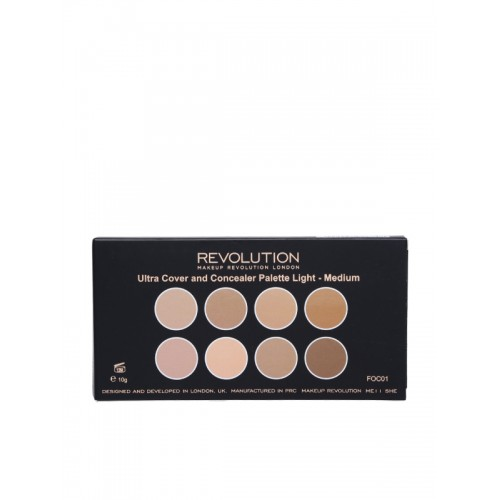Makeup Revolution London Medium Cover & Concealer Palette