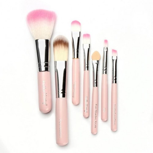 Yoana Hello Kitty Soft Makeup Brush Set -Pack of 7