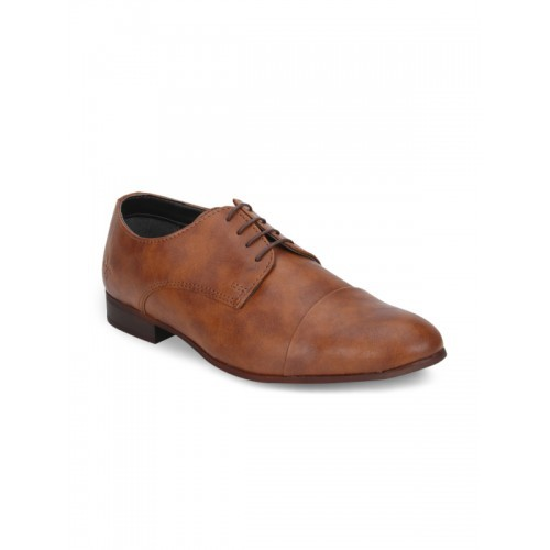 Bond Street By Red Tape Men Brown Formal Derbys Shoes