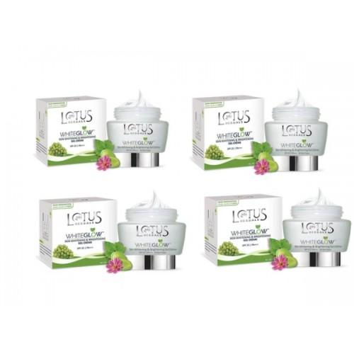 Lotus Herbals Whiteglow Skin Whitening & Brightening Gel Cream