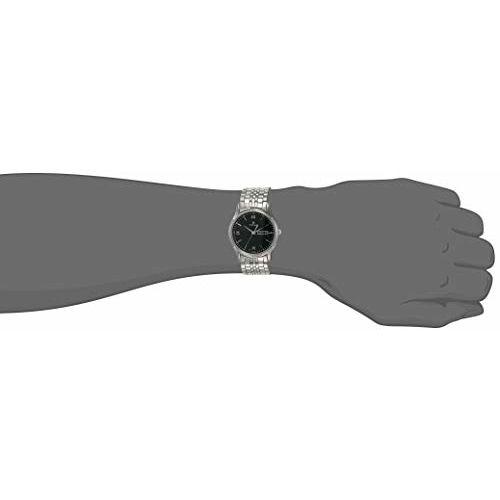 Titan NK1636SM01 Round Stainless Steel Analog Watch