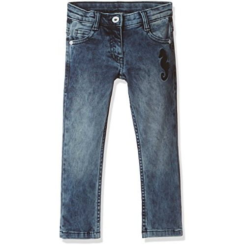 Cherokee Blue Washed Girls' Jeans