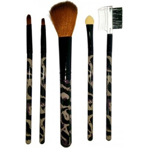 Professional Make Up Brushes Set -Pack of 5
