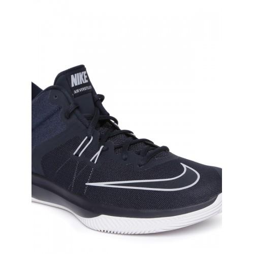9d6a88dda71bf Buy Nike Air Versitile Ii Navy Blue Basketball Shoes online ...
