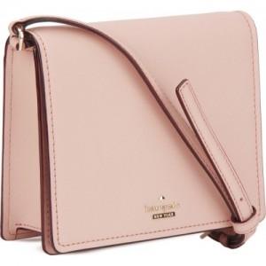 Kate Spade Women Pink Leatherette Sling Bag