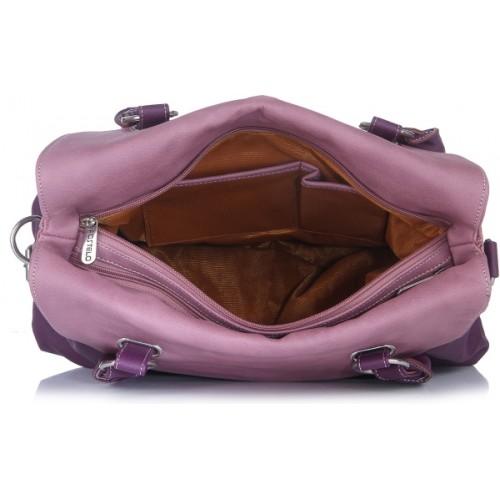Fostelo Purple Shoulder Bag