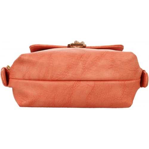 Ritupal Collection Pink PU Sling Bag