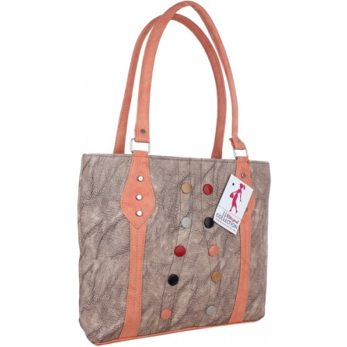 Ritupal Collection Multicolor PU Hand-held Bag