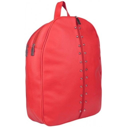 radhe colllection RED BACKPACK FOR GIRLS Backpack