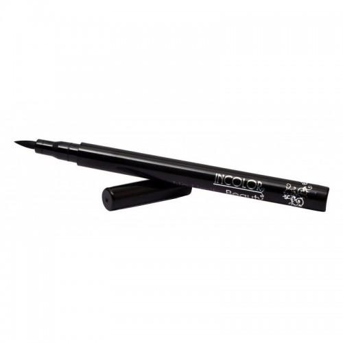 Incolor Maxi Precision Eye Liner - Jet Black (2gm)