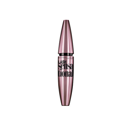 Maybelline New York Lash Sensational Very Black Waterproof Mascara 9gm