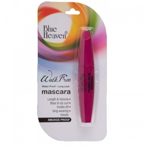 Blue Heaven Walk Free Mascara (Water Proof - Long Lash) - Red Pack