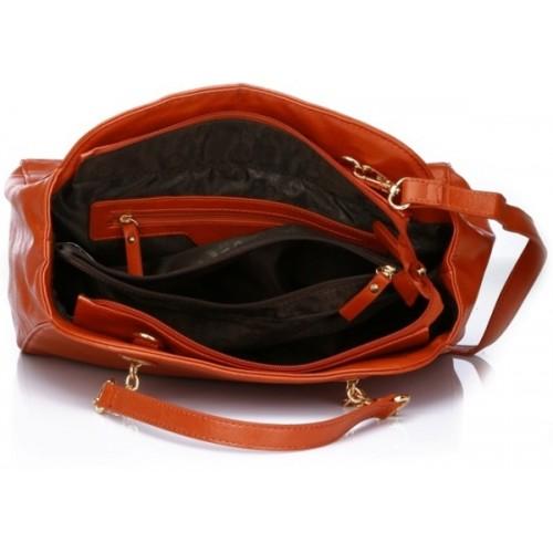 87e3405d6b Buy Caprese Monica Rust Orange Satchel online