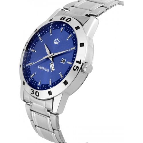 Limestone Analogue Multicolor Dial Men's & Boy's Watch - Ls2700