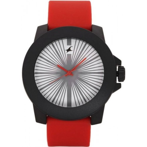 Fastrack NG38021PP03 Watch  - For Men