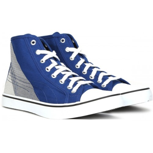 Buy Puma Streetballer Mid Geo DP Mid Ankle Sneakers For Men ... f9df160f8