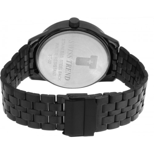 Swiss Trend ST2003 Robust Watch  - For Men