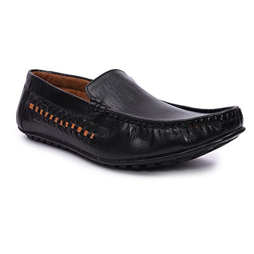 Andrew Scott Men's Synthetic Leather Casual Loafers