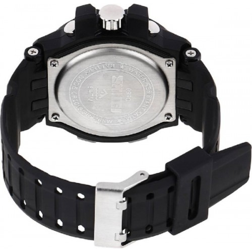 Skmei AJAD0990-WH Lcd Watch  - For Men