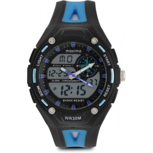 Maxima 28610PPAN Watch  - For Men