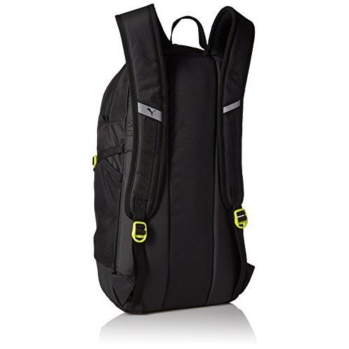 a86a9bf1b3de6 ... Puma 18 Ltrs Puma Black Nrgy Yellow Laptop Backpack (7488302) ...