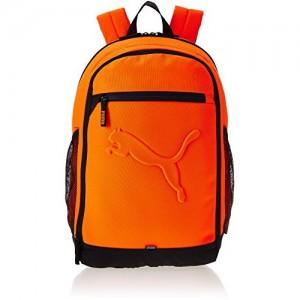 Puma 26 Ltrs Shocking Orange Laptop Backpack (7358124) 2e94bc0e5e20d