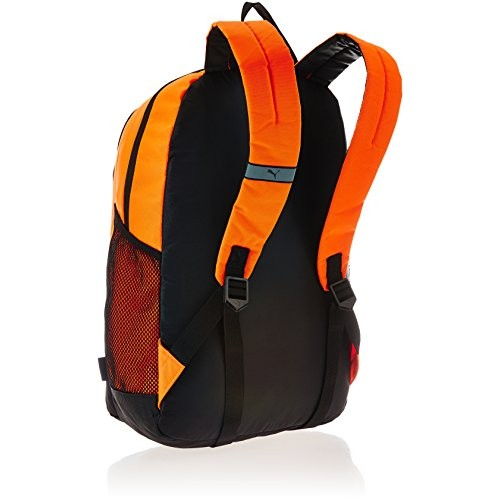 14558ffe268a Buy Puma 26 Ltrs Shocking Orange Laptop Backpack (7358124) online ...