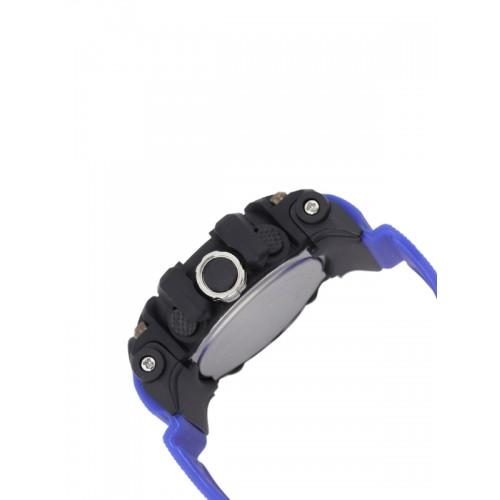 e92df15f6e8924 Buy SANDA Men Black Analogue and Digital Watch S742BKBLU online ...