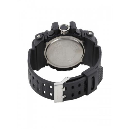 bfac98ccce4d90 Buy SANDA Men Black Analogue   Digital Watch S732BKYL online ...