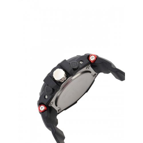 1eb66ff7ad8c99 Buy SANDA Men Black Analogue and Digital Watch S289BKRD online ...