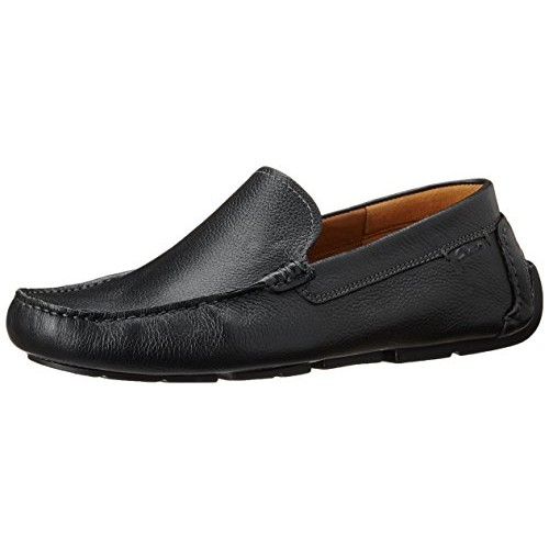 Buy Clarks Men's Davont Drive Leather Loafers and Mocassins