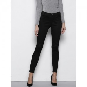 DOROTHY PERKINS Black Super-Skinny Jeggings
