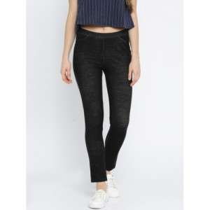 Vero Moda Black Jeggings